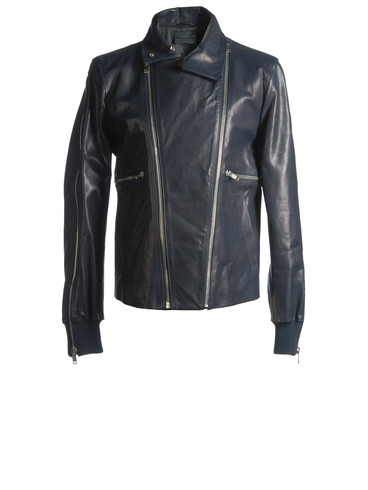 DIESEL BLACK GOLD - Leather jackets - LIUZIP