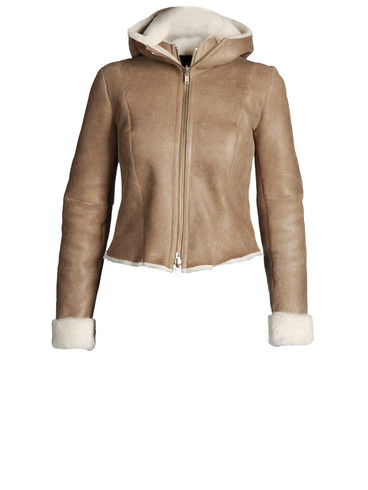 DIESEL BLACK GOLD - Leather jackets - LYTIR