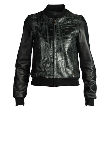 DIESEL BLACK GOLD - Leather jackets - LOSNALY