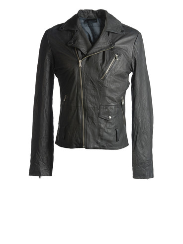 DIESEL BLACK GOLD - Leather jackets - LERFECTO-ES