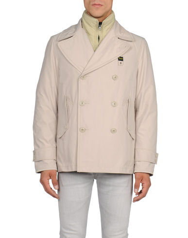 BLAUER - Mid-length jacket