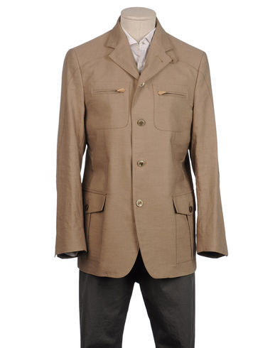 CORNELIANI ID - Full-length jacket