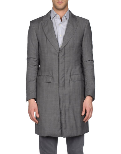 ERMANNO SCERVINO - Mid-length jacket