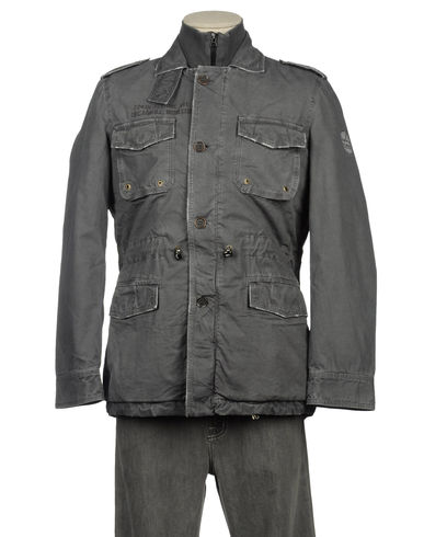 MURPHY &amp; NYE - Mid-length jacket