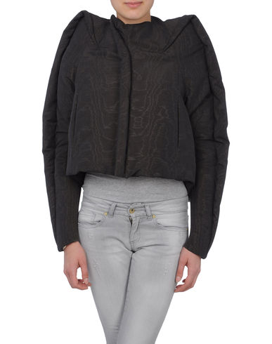 RICK OWENS - Down jacket