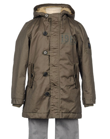 RA-RE - Mid-length jacket