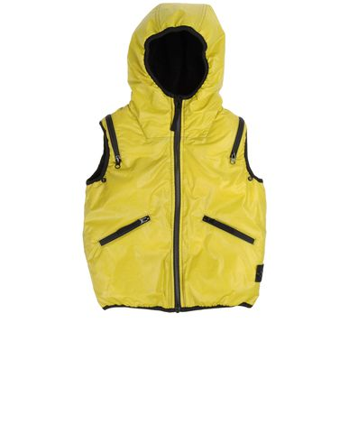 STONE ISLAND JUNIOR - Down jacket