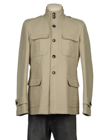 MARIO MATTEO - Mid-length jacket