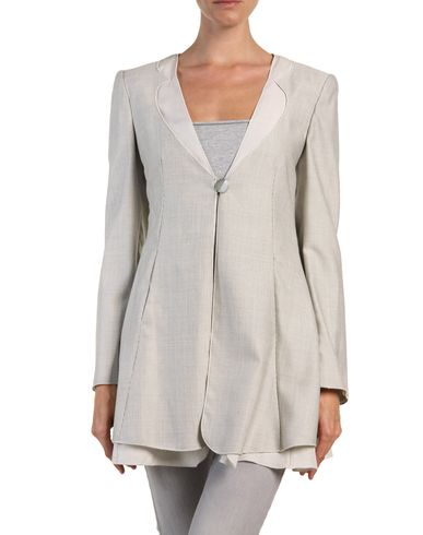 GIORGIO ARMANI - Mid-length jacket