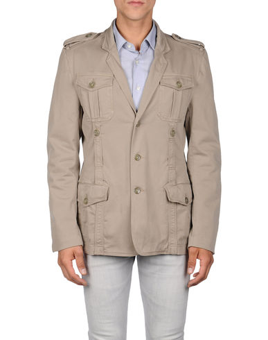 JUST CAVALLI - Mid-length jacket