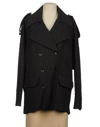 AMERICAN RETRO - Mid-length jacket