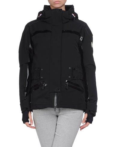 MONCLER - Mid-length jacket
