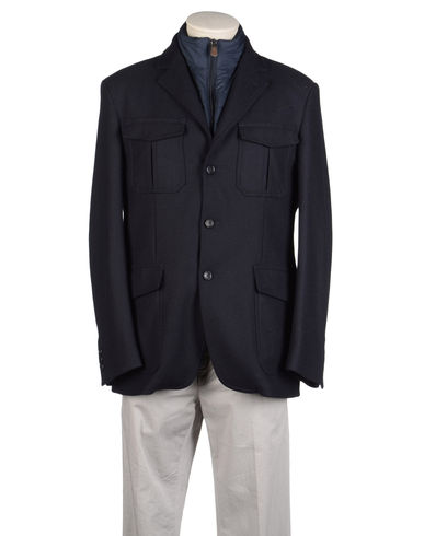 HENRY COTTON&#39;S - Mid-length jacket