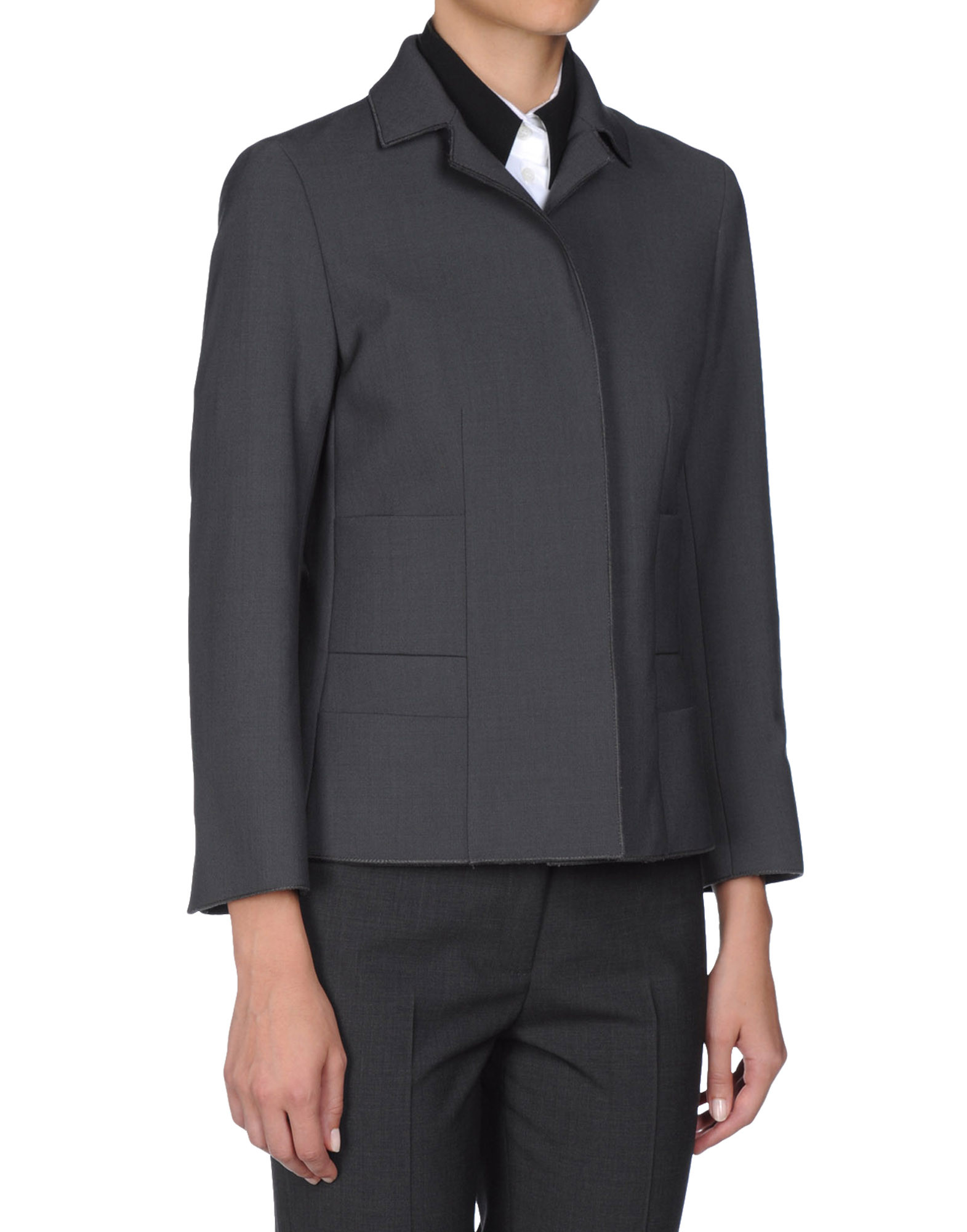 Giacca - JIL SANDER NAVY Online Store