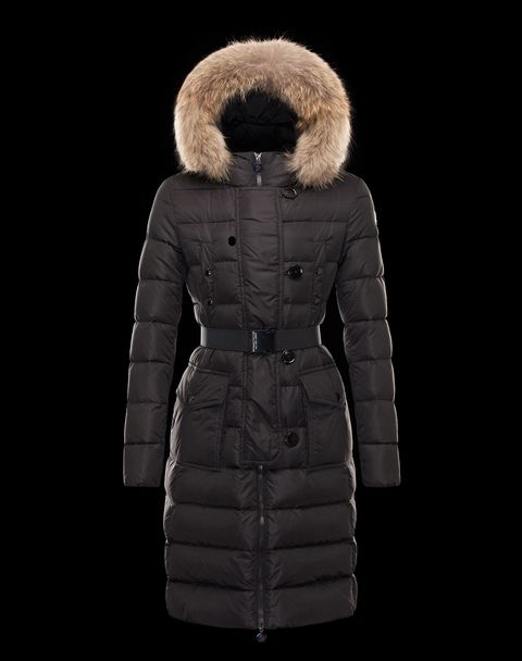 MONCLER Women - Fall-Winter 13/14 - OUTERWEAR - Coat - GENEVRIER