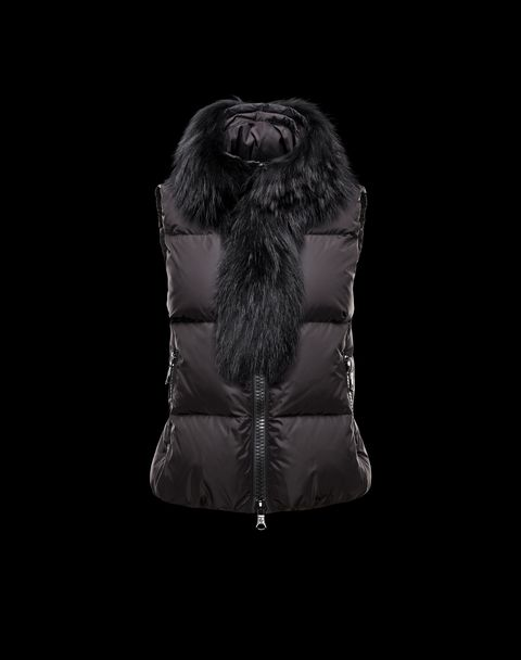MONCLER Women - Fall-Winter 13/14 - OUTERWEAR - Vest - CER