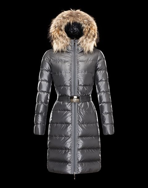 MONCLER Women - Fall-Winter 13/14 - OUTERWEAR - Coat - NANTESFUR