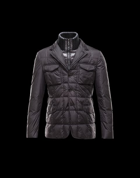 MONCLER Men - Fall-Winter 13/14 - OUTERWEAR - Jacket - BARBUDA