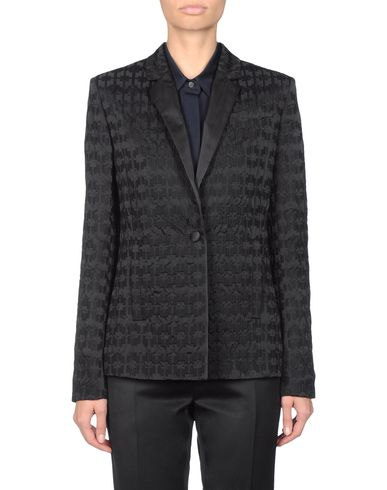 Textured Jacquard Blazer
