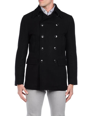 LAGERFELD - Mid-length jacket
