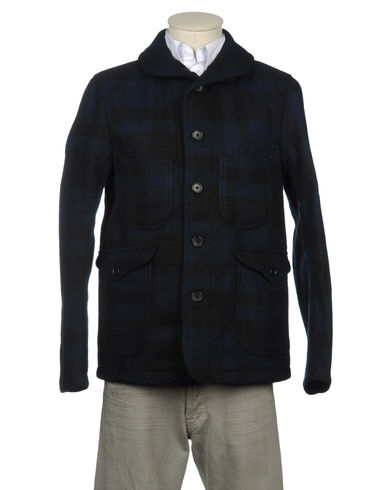WOOLRICH WOOLEN MILLS - Jacket