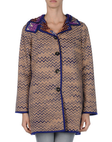 MISSONI - Mid-length jacket