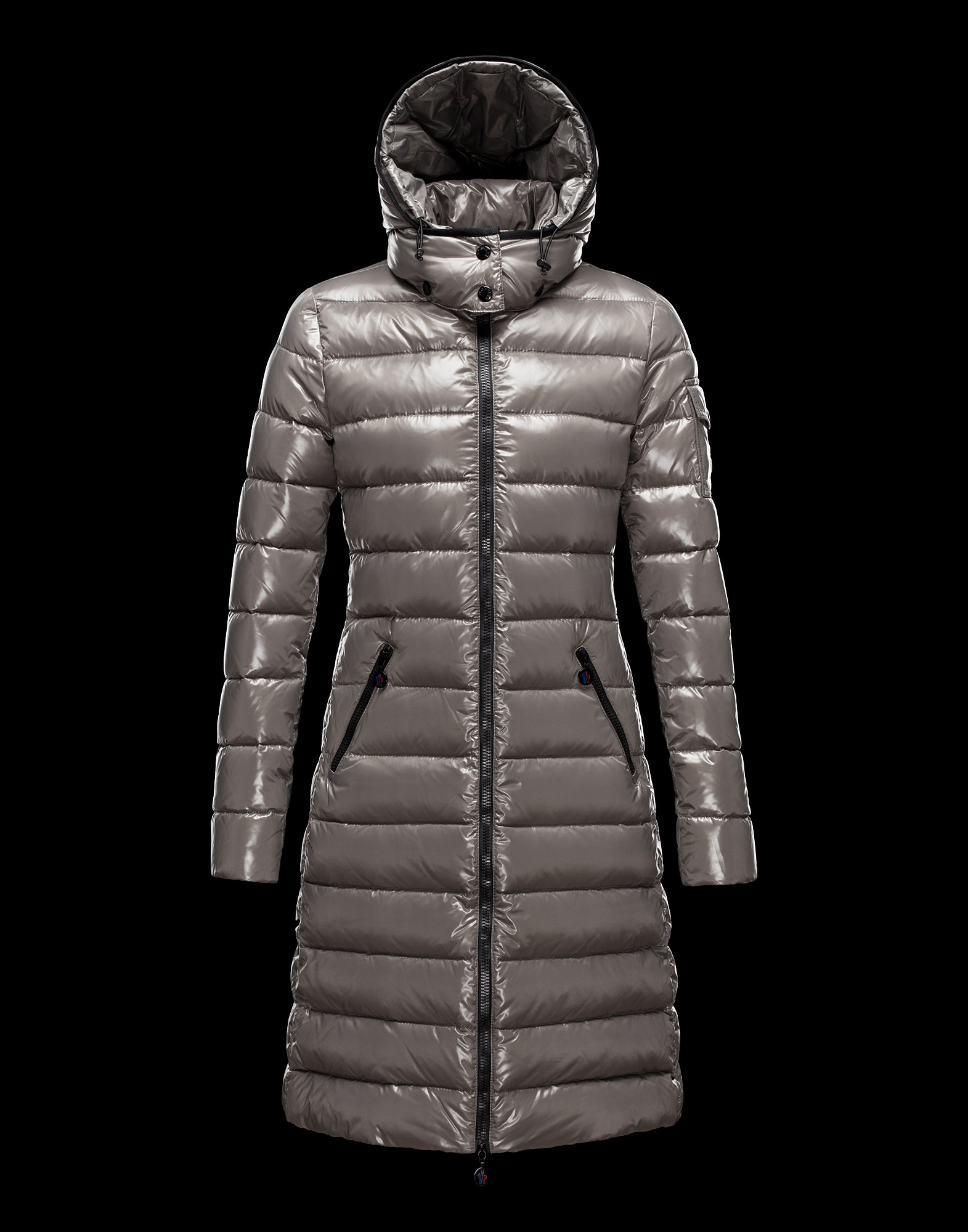 MONCLER Women - Autumn-Winter 13/14 - OUTERWEAR - Coat - Moka