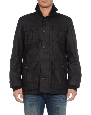 DIESEL - Mid-length jacket
