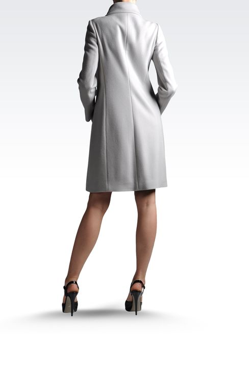 Coats: Capes Women by Armani - 2