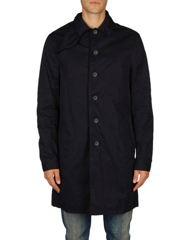 DIESEL BLACK GOLD - Full-length jacket
