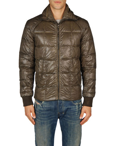 DIESEL BLACK GOLD - Down jacket
