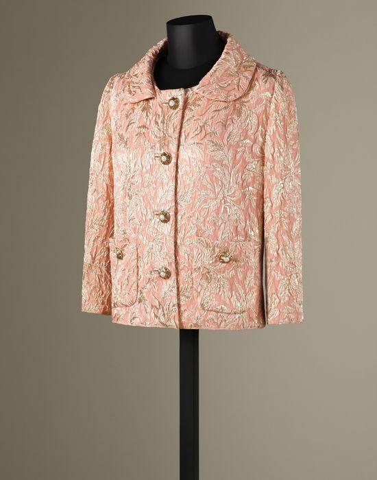 CHAQUETA DE BROCADO - Trajes de chaqueta - Dolce&Gabbana - Invierno 2016