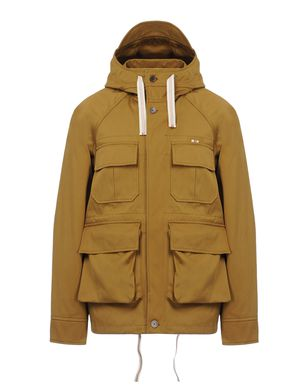 Mid-length jacket Men's - MAISON KITSUN
