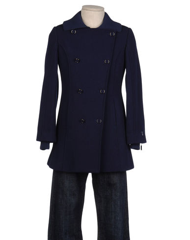 TRU TRUSSARDI JUNIOR - Coat