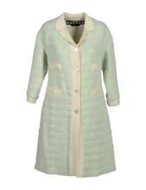 ROCHAS - Full-length jacket