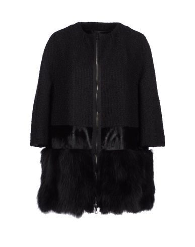 GIAMBATTISTA VALLI - Mid-length jacket