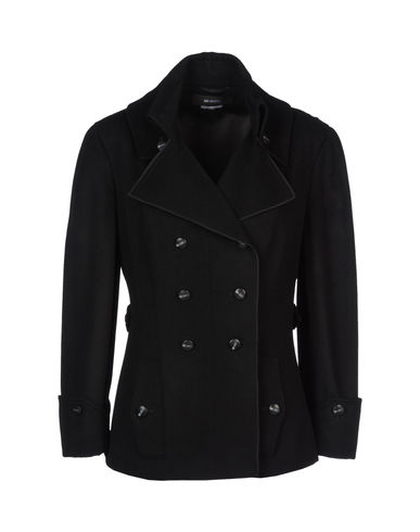 KARL LAGERFELD - Mid-length jacket