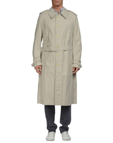 Y'S FOR MEN YOHJI YAMAMOTO - Full-length jacket