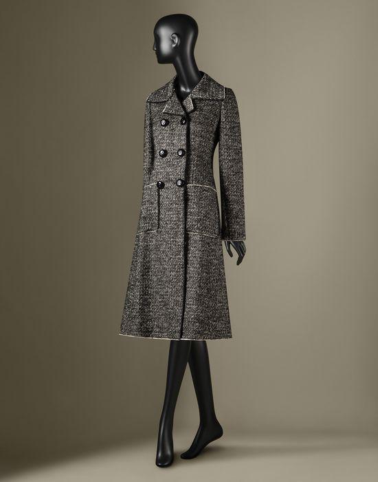 CAPPOTTO IN TWEED - Cappotti - Dolce&Gabbana - Inverno 2016
