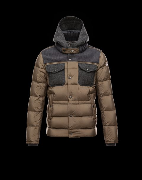 MONCLER Men - Autumn-Winter 13/14 - OUTERWEAR - Jacket - LEBLOND