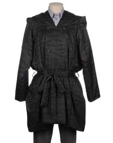 BERNHARD WILLHELM - Mid-length jacket