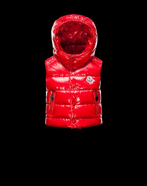 MONCLER ENFANT Women - Fall-Winter 13/14 - OUTERWEAR - Vest - THEO