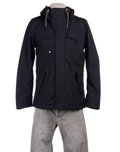 JACK & JONES - Mid-length jacket