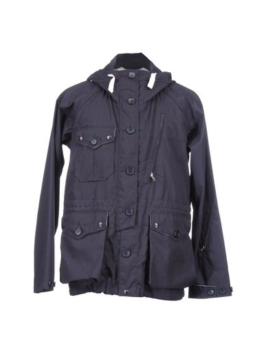 ENGINEERED GARMENTS - Mid-length jacket