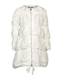 MONCLER GAMME ROUGE - Mid-length jacket