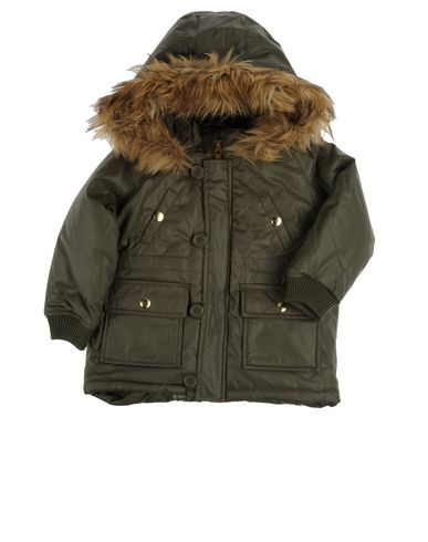 MINI RODINI - Mid-length jacket