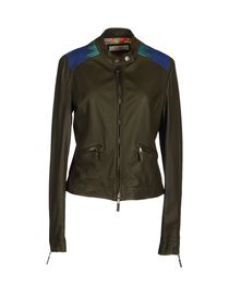ETRO - Leather outerwear