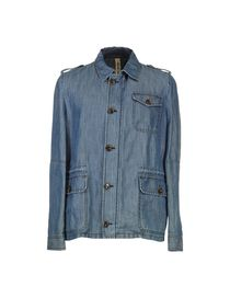 PAOLONI - Denim outerwear