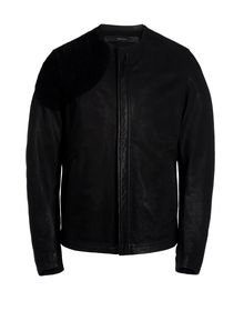 Lederjacke/Mantel - MAISON MARTIN MARGIELA 10