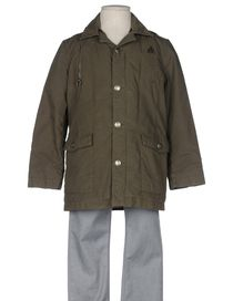 MOSCHINO BAMBINO - Mid-length jacket
